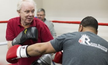 Boxing Helps Knock Out Nonmotor Parkinson's Symptoms